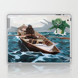 "Winslow Homer's ""Storm Warning"" Revisted Laptop & iPad Skin"