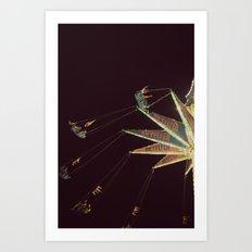 All the Pretty Lights - III Art Print