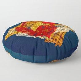 Keep-sake Floor Pillow