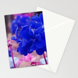 Special Effect Flower Photography Stationery Cards