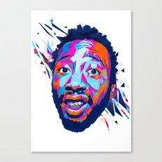 Ol' Dirty Bastard: Dead Rappers Serie Canvas Print