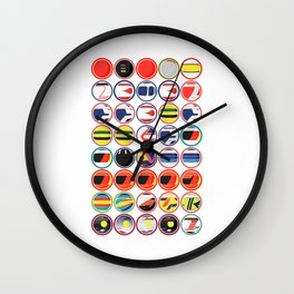 The Chain Wall Clock