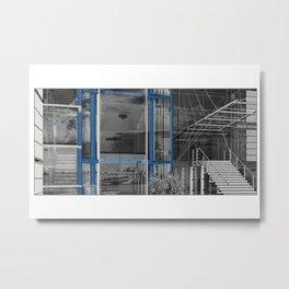 Register of Shipping 02 Metal Print