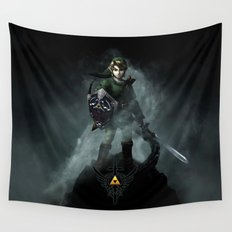 Legend Of Zelda - Skyward Sword Wall Tapestry