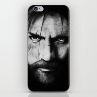 lannister iPhone & iPod Skins featuring Jaime Lannister by Raye Hargis