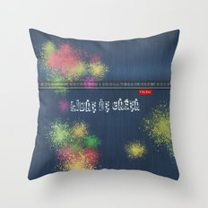 Denim Jeans - Libre De Créer Throw Pillow
