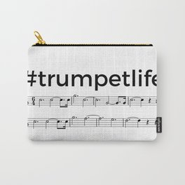#trumpetlife Carry-All Pouch