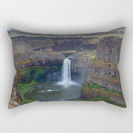 Palouse Falls - Washington State Rectangular Pillow
