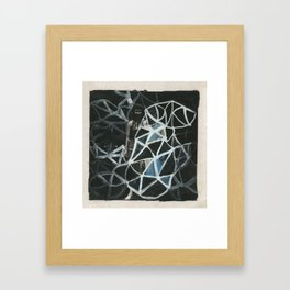 Triangular Ladies - Katrina Niswander Framed Art Print