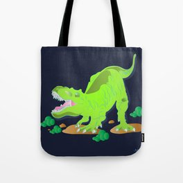 Dino - Bright Tote Bag