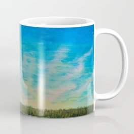 Walking to the Beach Coffee Mug