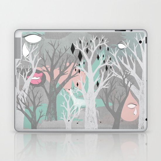 No End In Sight Laptop & iPad Skin