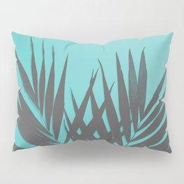 Palm Leaves #1 #Mint #decor #art #society6 Pillow Sham