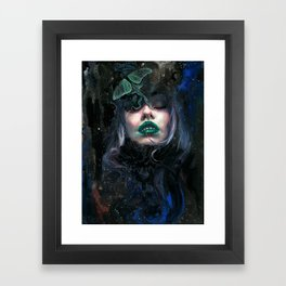 Sweet Void Framed Art Print