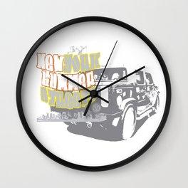 Hummer NY Wall Clock