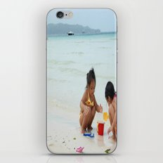 Innocence iPhone & iPod Skin