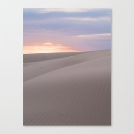 Monahans Sandhills, Texas Canvas Print