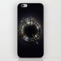 seattle iPhone & iPod Skins featuring seattle by Aaron Morris
