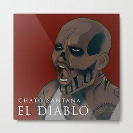 Chato Metal Print