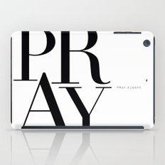 PRAY iPad Case
