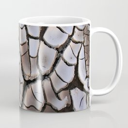 background clay cracked drought Coffee Mug