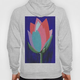 Flashy Flower Hoody