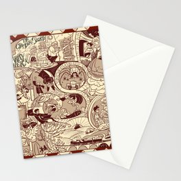 HP Inspired Chamber of Secrets Stationery Cards