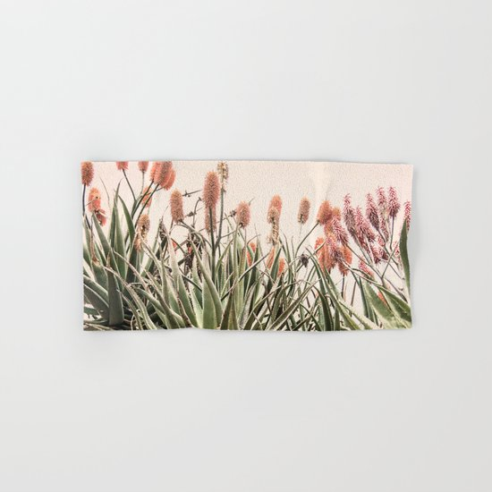 Cactus Blooms 2 Hand & Bath Towel
