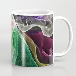 Maypole Dance Aurora String Theory # 6 Coffee Mug
