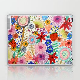 fleur-moi Laptop & iPad Skin
