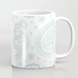 paisley: duff grey Coffee Mug