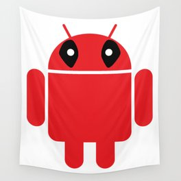 Deaddroid Wall Tapestry