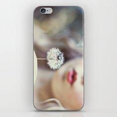 Wish Bomb iPhone & iPod Skin