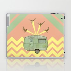 The best way to travel Laptop & iPad Skin