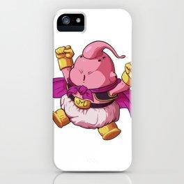 Chibi Buu iPhone Case