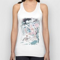lee pace Tank Tops featuring The Dead's Pace by WarrenRB