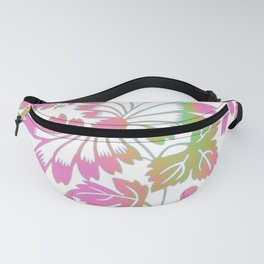 Flowers BW486 Fanny Pack