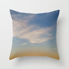 Sunset, July 10th, 2014 Throw Pillow