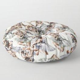 Ballet Cat Dog Floor Pillow