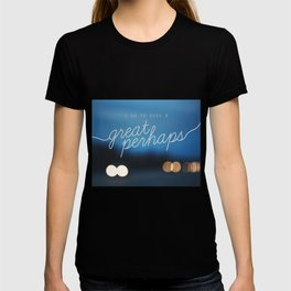 looking for alaska - great perhaps. T-shirt