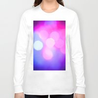 bokeh Long Sleeve T-shirts featuring Bokeh by Mauricio Santana