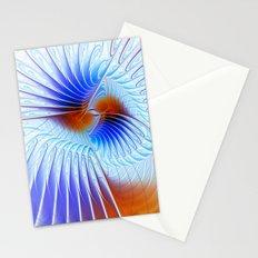 fractal design -123- Stationery Cards
