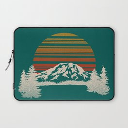 Mount Rainier National Park Laptop Sleeve