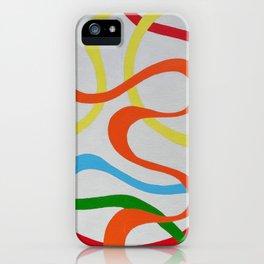 Farbwerk 56 iPhone Case