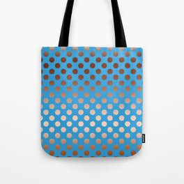 GoldDots Tote Bag