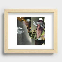 Lost Landscape Recessed Framed Print