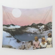 Moon Dream Wall Tapestry
