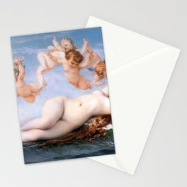 Alexandre Cabanel The Birth of Venus Stationery Cards