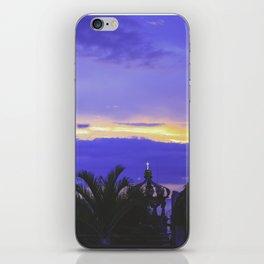 Puerto Vallarta rooftops iPhone Skin