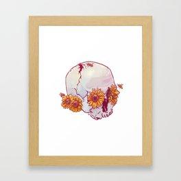 Ensoleillé Framed Art Print